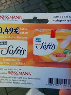 [Rossmann] supersoft Softies