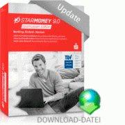 Starmoney 9.0 Update 9,90 / Vollversion 19,90