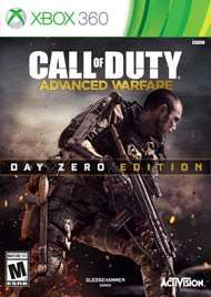 [Amazon] Call of Duty Advanced Warfare - Day Zero Edition PS3 o. Xbox 360