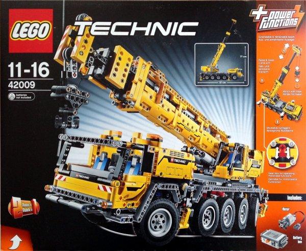 [METRO AT] Aktion - 25% Rabatt auf Spielzeug 28.11. & 29.11. - LEGO Schwerlastkran für 111,6 € - LEGO Volvo Radlader für 134,10 € - LEGO Güterzug für 111,6 Euro usw.