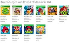 [WP] ALLE ANGRY BIRDS SPIELE KOSTENLOS!