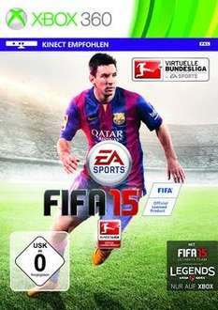 [Amazon] Fifa 15 für PS3, Xbox 360 & Wii