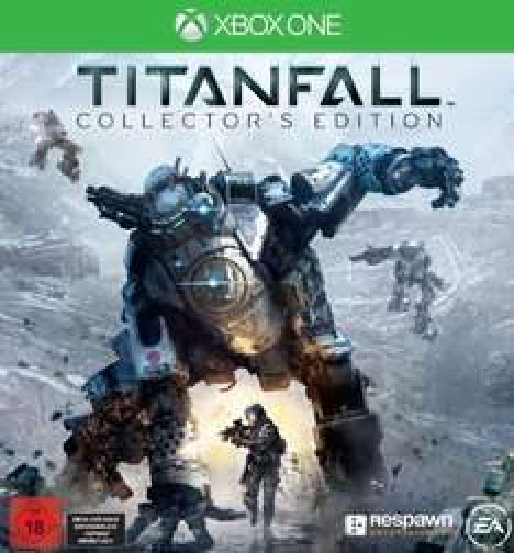 Titanfall Collector's Edition Xbox One (Vergleichspreis 258,77€)