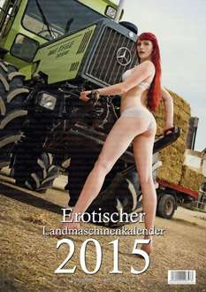 [Amazon] Erotischer Landmaschinenkalender
