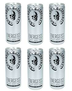 "6x ""ENERGEISS"" Energy Drink 250ml LIMITED EDITION @amazon"