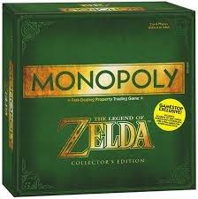 Monopoly Zelda (Gesellschaftsspiel auf Deutsch) mit Gutschein bei buecher.de zum Bestpreis von 28,95 € versandkostenfrei vorbestellen