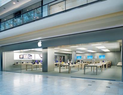 (Lokal @Hamburg) Kostenlos: 3000 Apple T-shirts für die ersten Besucher in Neueröffnung