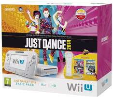 Nintendo Wii U Just Dance 2014 Basic Pack inkl. Nintendoland bei amazon.co.uk für ca. 210€ Zahlung per Kreditkarte