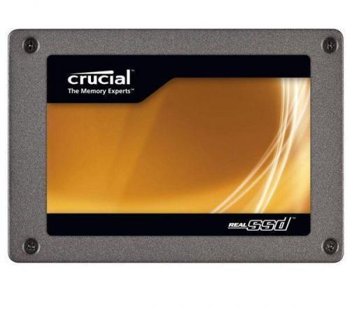 CRUCIAL Interne SSD RealSSD C300 - 256 GB für 278,89€