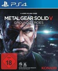 Metal Gear Solid: Ground Zeroes (PS4) für 15,99€ @Thalia/Buch/Bol.de