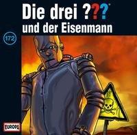 Die drei ??? (Fragezeichen) 172. und der Eisenmann CD / MC @ Thalia.de