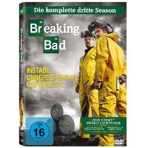 Breaking Bad Staffel 3 @amazon.de Herbstschnäppchen für nur 15,97€