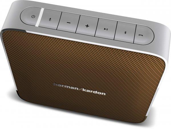 HARMAN KARDON Esquire Mobiles Bluetooth-Lautsprechersystem braun 129,35