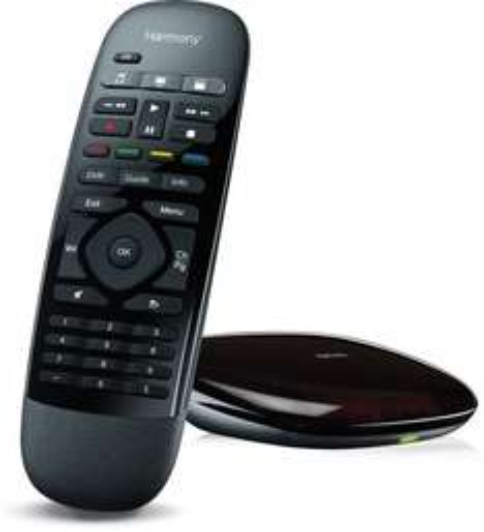 Logitech Harmony Smart Control Hub + Fernbedienung schwarz für 60€ @Amazon.de