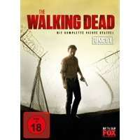 The Walking Dead die komplette 4. Staffel [Amazon.de]