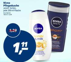 Nivea Honey&Milk Pflegedusche bei real,-