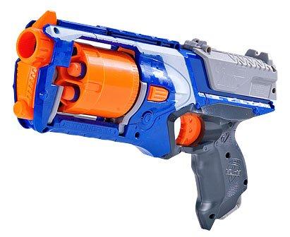 Nerf N-Strike Elite Strongarm für 9,99€ @ Kaufland
