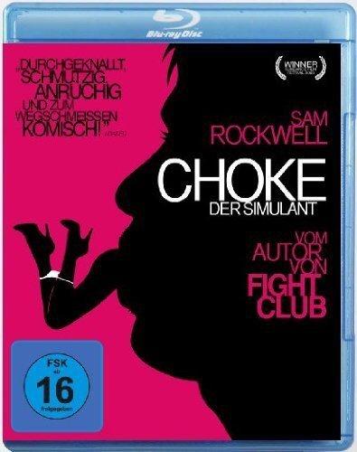 Choke - der Simulant, Komödie Blu-ray für 4,99 Euro (+ 1,99 Euro Versand) @Saturn.de