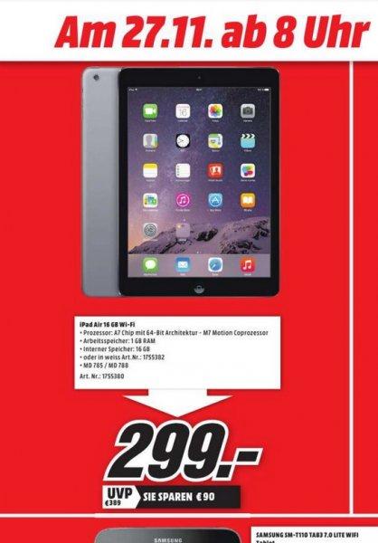 "(Lokal Herzogenrath)Große MM NEUeröffnung! iPad Air 16GB WiFi 299€,1TB 2,5"" Festplatte 44€ Sammelthread"