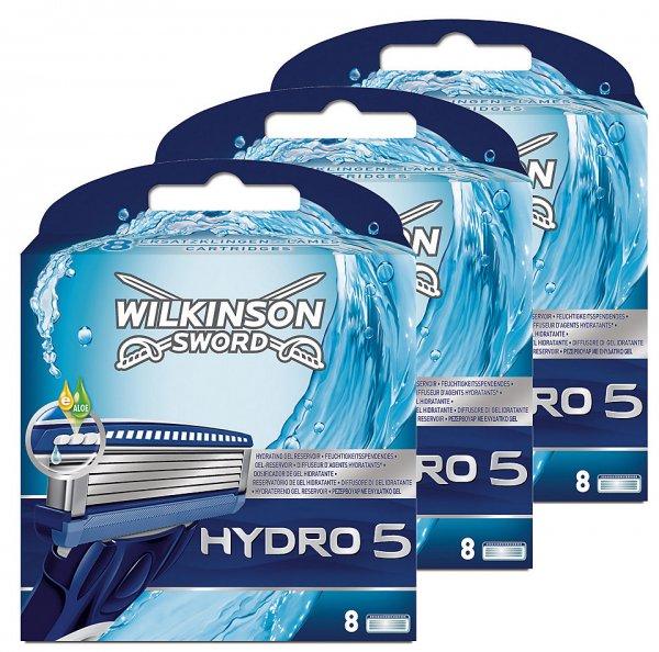 Wilkinson Hydro 5 (4 Klingen) für 1,96€ via Coupies und Payback @dm