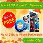 MacX DVD Ripper Pro (Mac) Kostenlos