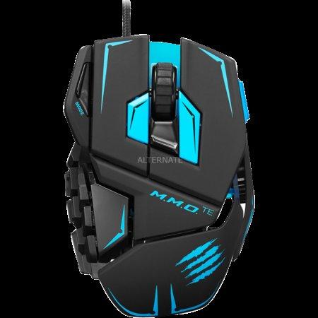 """Mad Catz Gaming Mouse 20 Tasten 8200dpi """"M.M.O. TE"""" für 59,90€ @ ZackZack"""