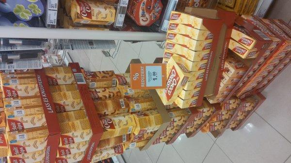 [Müller] Choco Crossies / Choclait Chips für 1 Euro