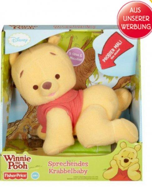 Spechendes Krabbelbaby Winnie the Pooh bei Spiele Max