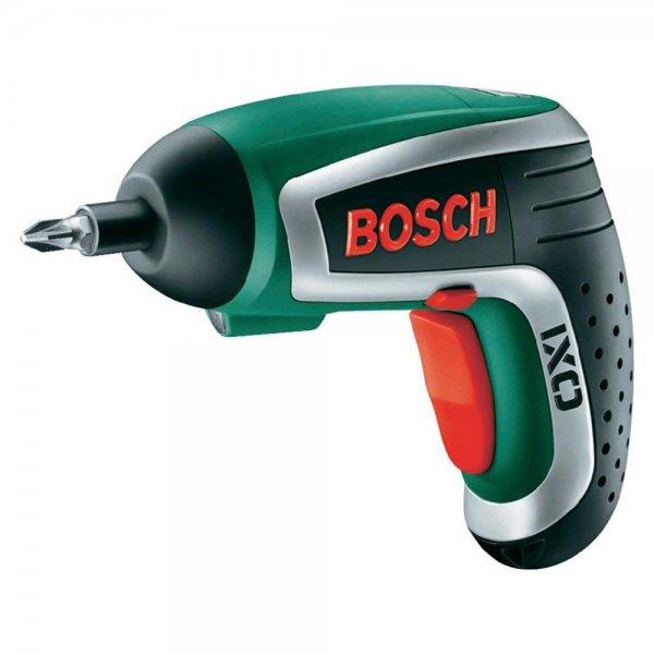 Bosch IXO IV Upgrade Akku-Schrauber @ Conrad - Versandkostenfrei - 27,05 EURO (+ ggf. zusätzlich 5% cash-back über qipu möglich)