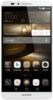Huawei Ascend Mate 7 silber @Amazon.it 421,04€
