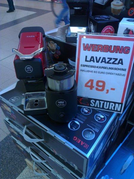 Lavazza Espria milk