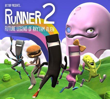 BIT.TRIP Presents... Runner2: Future Legend of Rhythm Alien für WiiU im Nintendo eShop für 3,99€ statt 11,99€ ab 27.11.