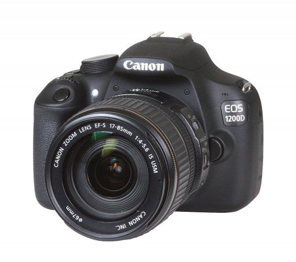 [Amazon.es] Canon EOS 1200D mit 17-85mm EF-S Objektiv für 428,69€