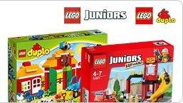 15% Rabatt auf LEGO Duplo und Juniors
