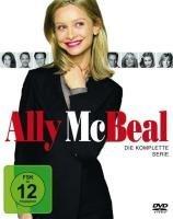 [amazon] Ally McBeal - Die komplette Serie 29,97