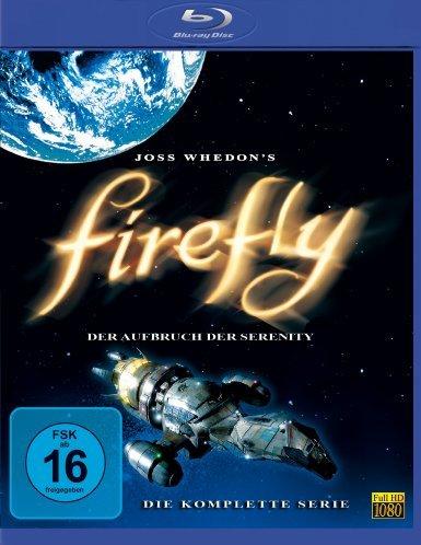 [amazon.de|Prime] Firefly - Der Aufbruch der Serenity: Die komplette Serie (Blu-ray) für 14€