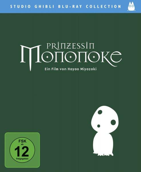 Prinzessin Mononoke Studio Ghibli Blu-ray Collection mit Prime für 17,51€