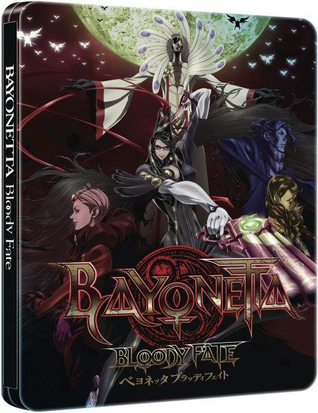 Bayonetta: Bloody Fate - Collector's Edition Steelbook Blu-ray - [UK IMPORT] für 28,15€ @thehut.de