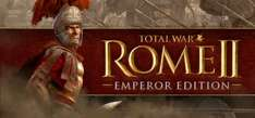 [Humble Store] Total War: Rome II Emperor Edition für 13,74 EUR