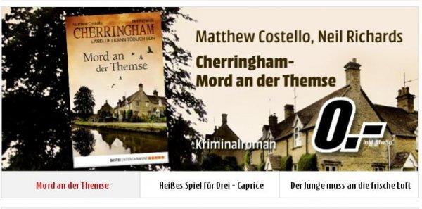 [Media Markt] Gratis ebook: Cherringham - Mord an der Themse von Matthew Costello und Neil Richards