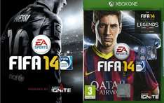 Xbox One/PS4 - Fifa 14 für €13,58 [@Amazon.it]