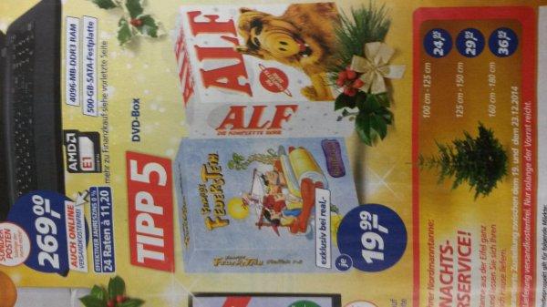 Alf - Die komplette Serie für 19,99€ ab heute bei real
