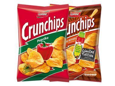[LIDL] Lorenz Crunchips für 0,99€ - nur am 24.09. (Super-Samstag)