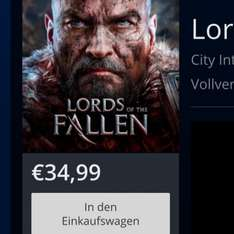 PS4 - Lords of the Fallen