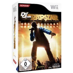 [Lokal] Saturn Berlin: Def Jam Rapstar [5€] + Mikrofon [10€] (Wii)
