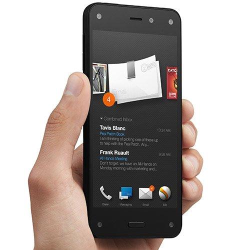 Amazon Fire Phone 32GB UNLOCKED @ AMAZON COM für 160€ (leider nur für USA Kunden)