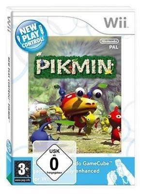 Pikmin New Play Control Wii Neu&OVP für 8,78€ @ebay.de