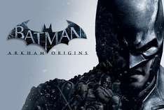 [STEAM] Batman Arkham Origins über Bundle Stars (Neuer Bestpreis)