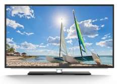 Grundig 48 VLE 744 BL  121cm (48Zoll) 3D LED-Blacklight-Fehrnseher Schwarz  - Full HD, 3D (+2Brillen), 400Hz