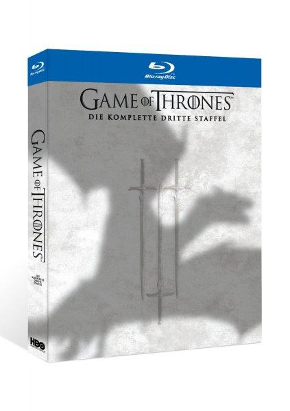 [Blu-ray] Game of Thrones: Die komplette dritte Staffel bei Amazon Cyberweek für 28,97€